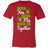 Image of BEER YOU BEER ME BEER US T-SHIRT - Vietees Shop Online