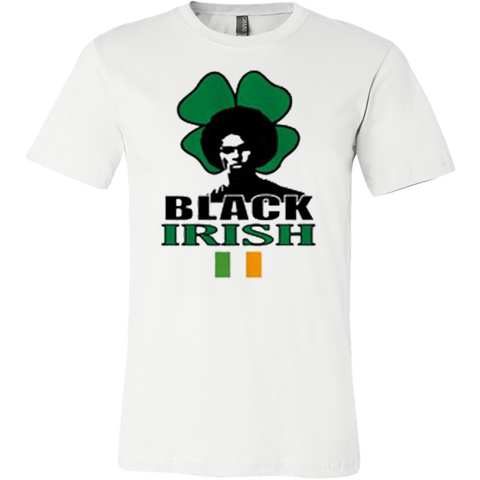 BLACK IRISH T-SHIRT - Vietees Shop Online
