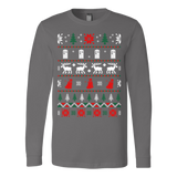 Dr who ugly christmas sweater xmas - Vietees Shop Online - 3