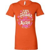 I'M NOT SPOILED MY BOYFRIEND LOVES ME T-SHIRT - Vietees Shop Online