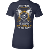 Image of Bowling Shirt - Never Underestimate - Vietees Shop Online