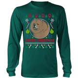 Chow Chow Dog Breed Ugly Christmas Sweater Hoodie - Vietees Shop Online - 11