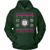 Nurses Daughter Ugly Christmas Sweater Hoodie - Vietees Shop Online - 1