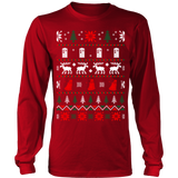 Dr who ugly christmas sweater xmas - Vietees Shop Online - 14
