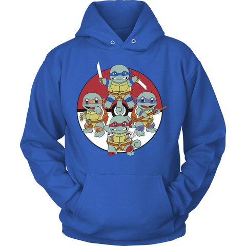 Pokemon Squirtle Power Hoodie - Vietees Shop Online