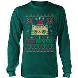 Meh ugly christmas sweater - Vietees Shop Online
