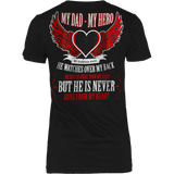 Never Gone From My Heart - Dad - Vietees Shop Online