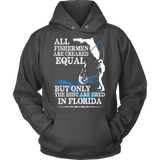 All Fishermen are created Equal T-Shirt - Vietees Shop Online