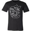Image of Mr. Right Meow T-Shirt - Vietees Shop Online