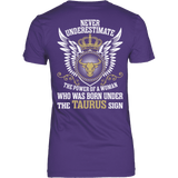 Never Underestimate Power of Taurus - Vietees Shop Online