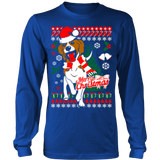 Beagle Dog Ugly Christmas Sweater Holiday Xmas - Vietees Shop Online