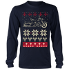 Biker Merry Christmas Ugly Sweater - Vietees Shop Online