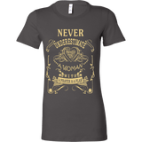 Never Underestimate - A Prayer & Plan - Vietees Shop Online