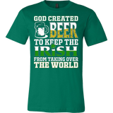 IRISH BEER T-SHIRT - Vietees Shop Online