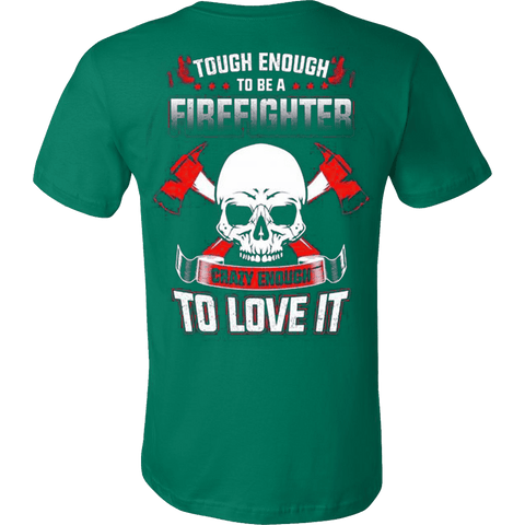 CRAZY FIREFIGHTER SHIRT - Vietees Shop Online
