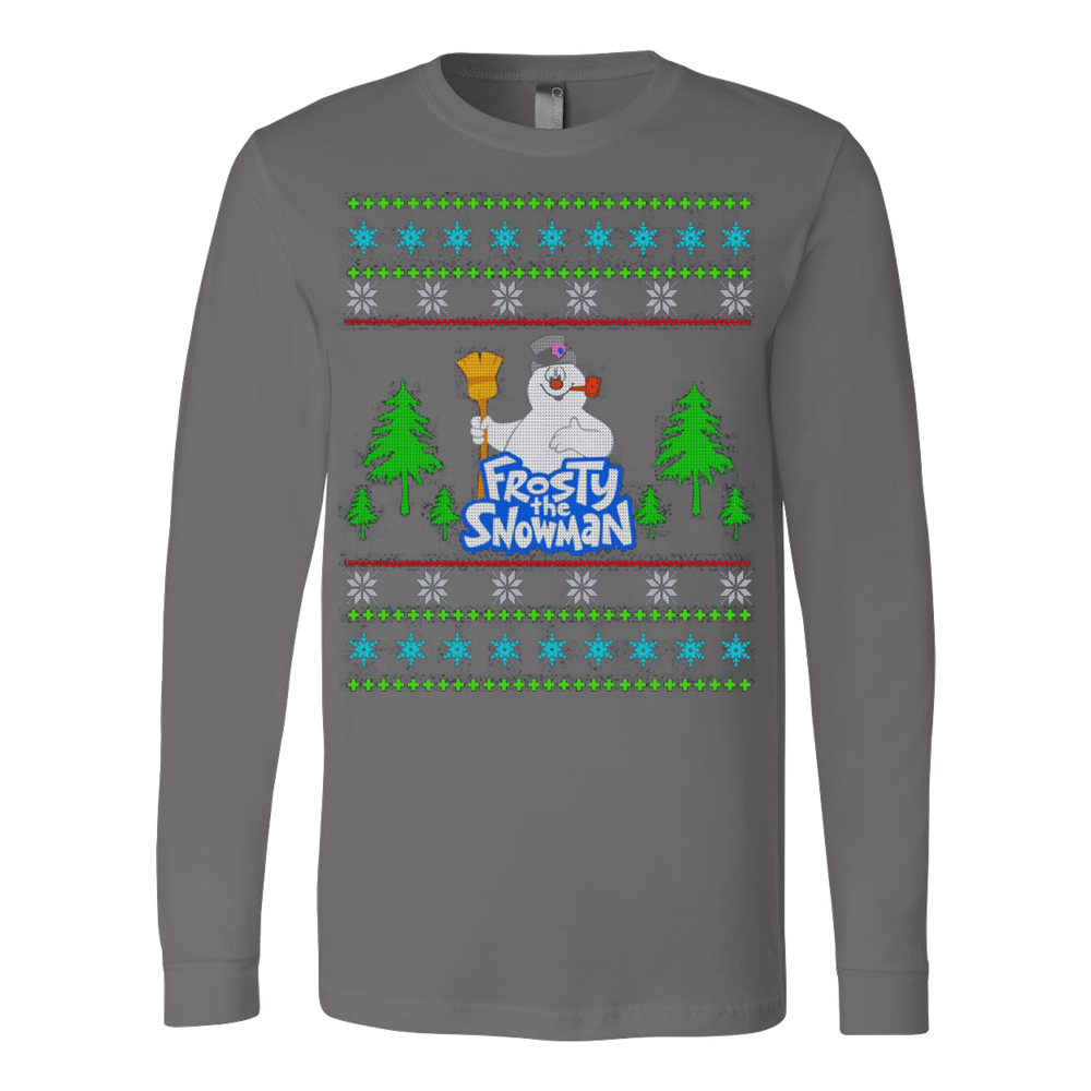 Frosty The Snowman Ugly Christmas Sweaters T Shirt