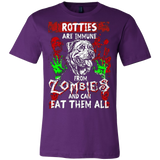ROTTIES ARE IMMUNE FROM ZOMBIES - Vietees Shop Online