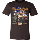American Way - Vietees Shop Online