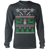 Nurse medical assistant ugly christmas sweater xmas - Vietees Shop Online
