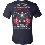 THE  AMERICAN WAYS - Vietees Shop Online