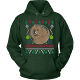 Chow Chow Dog Breed Ugly Christmas Sweater Hoodie - Vietees Shop Online - 1