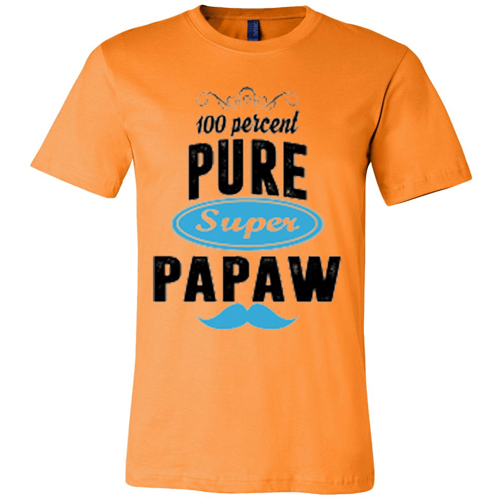 100 percent Pure Super Papaw T-Shirt - Vietees Shop Online