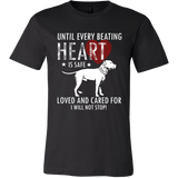 Loved And Cared For My Dog T-shirt - Vietees Shop Online