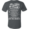 Image of For My Grandad In Heaven - Vietees Shop Online
