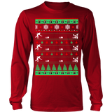 Bowlers bowling christmas ugly sweater - Vietees Shop Online - 14
