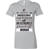 Never underestimate the power of an extremely pissed-off woman - Vietees Shop Online