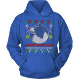 Border Collie Dog Breed Ugly Christmas Sweater Hoodie - Vietees Shop Online - 5
