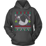 Border Collie Dog Breed Ugly Christmas Sweater Hoodie - Vietees Shop Online - 4