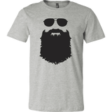 Aviator Glasses And Beard T-Shirt - Vietees Shop Online