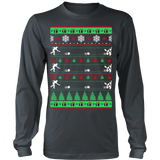 Bowlers bowling christmas ugly sweater - Vietees Shop Online - 9