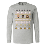 Happy Christmas ugly sweater - Vietees Shop Online - 4