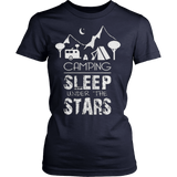 Camping Sleep Under The Starts T-shirt - Vietees Shop Online