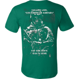 LET THERE BE MARINES T-SHIRT - Vietees Shop Online