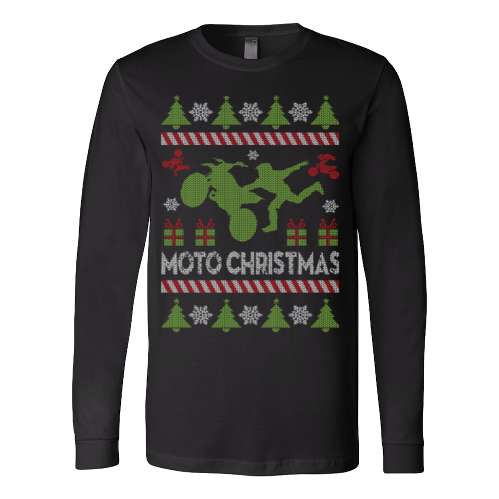 Motocross ugly christmas sweater – Vietees Shop Online
