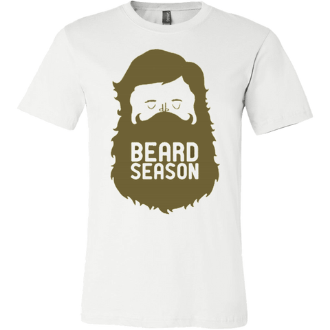 BEARD SEASON T-SHIRT - Vietees Shop Online - 1