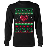 Nurse Ugly Christmas Sweater - Vietees Shop Online