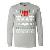 Supernatural ugly christmas sweater xmas - Vietees Shop Online