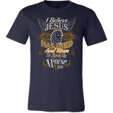 JESUS LOVES MY HORSE T-SHIRT - Vietees Shop Online