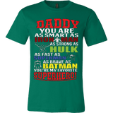 Daddy Superhero - Vietees Shop Online