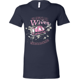 Proud FireFighter's Wife - Vietees Shop Online