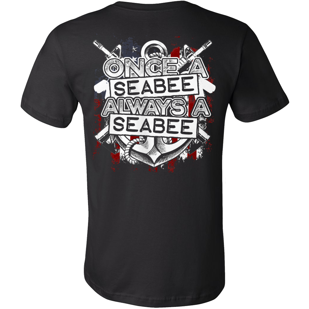ONCE A SEABEE ALWAYS A SEABEE! - Vietees Shop Online