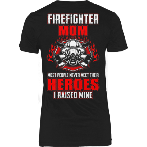 FIREFIGHTER MOM - Vietees Shop Online