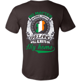 Ireland Home T-shirt - Vietees Shop Online