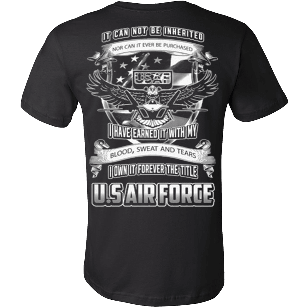 Air Force Birthday - Vietees Shop Online