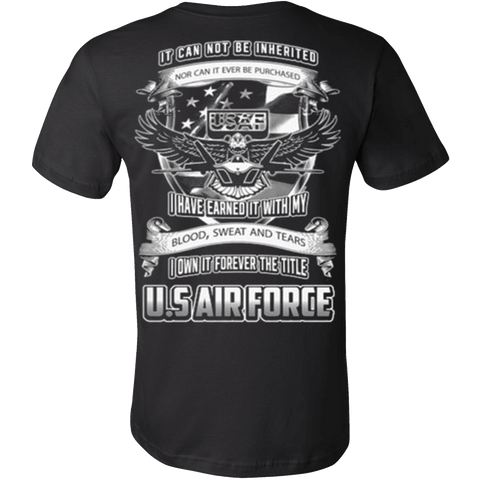 Air Force Birthday - Vietees Shop Online - 1