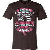 Proud Army Wife - Vietees Shop Online